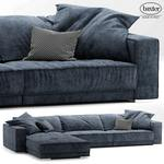 baxter BUDAPEST SOFT sofa 343