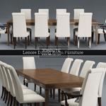 Mylon & Lui Table & chair 379