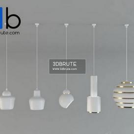 Model Artek Pendant s Ceiling light
