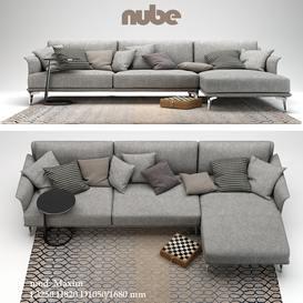 Nube im sofa