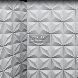 3d panel triqolnik
