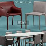 walterknoll Saddle Table & chair 404