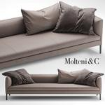 molteni  PAUL sofa 420