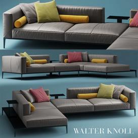 Poliform Park Corona sofa