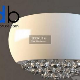 chandelier masiero mir pl6 Ceiling light