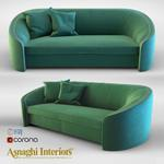 Baxter Diana Chester 2 seat sofa 438