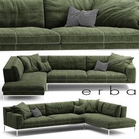 ERBA ITALIA EDIZIONE sofa
