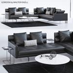 Pollock  Coner sofa 443