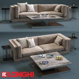 Longhi Mason 3Seat sofa