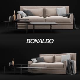 bonaldo paraiso  tables sofa