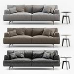 TRIBECA  TBDI240 3ds sofa 468