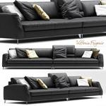 frigerio salotti DAVIS sofa 470