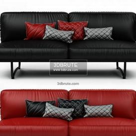 cassina lc 5 sofa