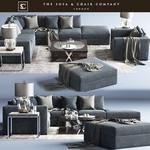 Braque Large sofa 496