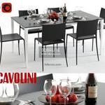 Scavolini timeless and mya Table & chair 467