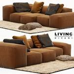 carpet pillows sofa 502