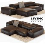 Divanci carpet sofa 506