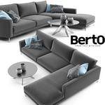 TIME BREAK SECTIONAL sofa 511