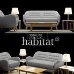 Habitat Baltazar II Elia Klio Pip Icone Table & chair 483