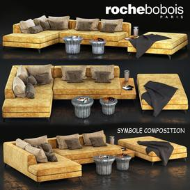 Rochebobois model sofa