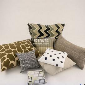 Pillows giraffe