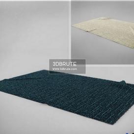 2 carpets ...