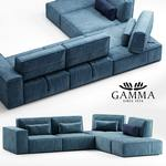 gamma soho I sofa 535