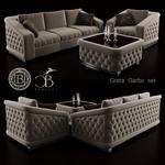 Bordignon Camillo & C snc Garbo sofa 537