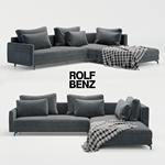 Nuvola Rolf benz sofa 541