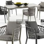 Erica s  set Table & chair 494