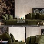 CollarMinotti sofa 546