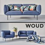 Woud Set sofa 548