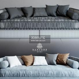 bed RIPLI sofa