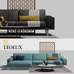 LEOLUX Bellice sofa 555