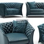 natuzzi La Scala sofa 563
