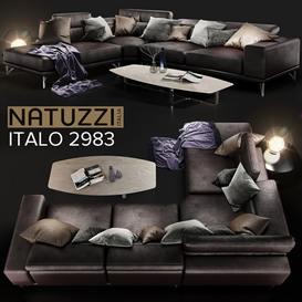 NaTUZZI sofa sofa