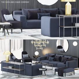 TS&CCS5 sofa