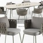 Tosca Table & chair 510