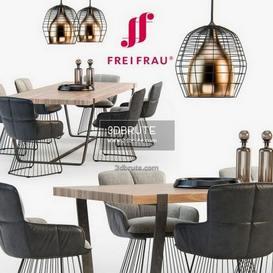 Freifrau Dining set