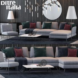 DTS 2 sofa