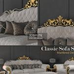 classic set sofa 589