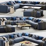Bolton Poliform sofa 598