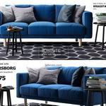 norsborg 2 sofa 599