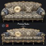 MG Casanova 12414 Corona sofa 603