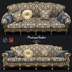 MG Casanova 12414 Corona sofa