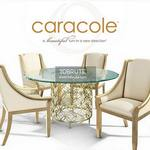 Caracole dining set Table & chair 521