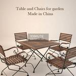 iron Table & chair 240