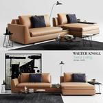 Walter Knoll Tama Living sofa 609