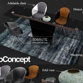 Boconcept  and