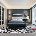Bed room Modern style Extension 2018 102
